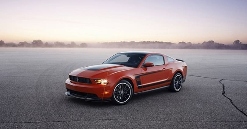 Ford adds race-ready TracKey to Mustang Boss 302, leaves no doubt about who's in charge