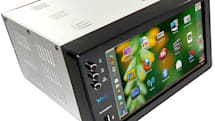 VIC Ltd NaviSurfer II UBU-3G in-car PC gets built-in GPS -- finally