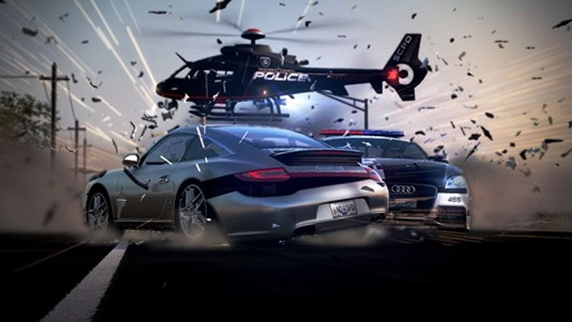 NFS: Hot Pursuit getting three new DLC packs in the next three weeks