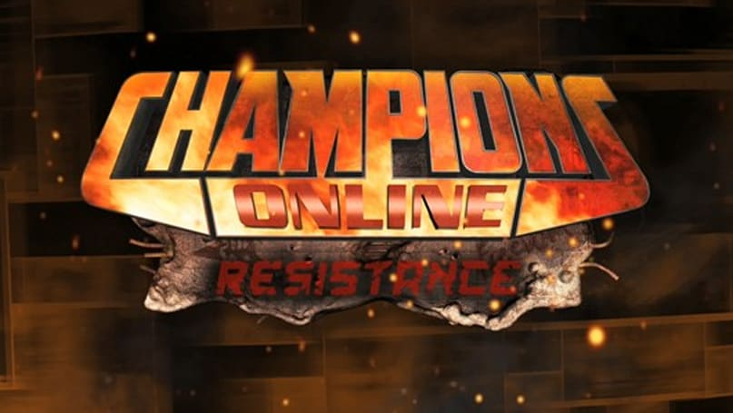 Champions Online: Long live the Resistance!