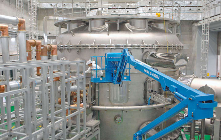 Fusion reactor endurance record hints at our energy future