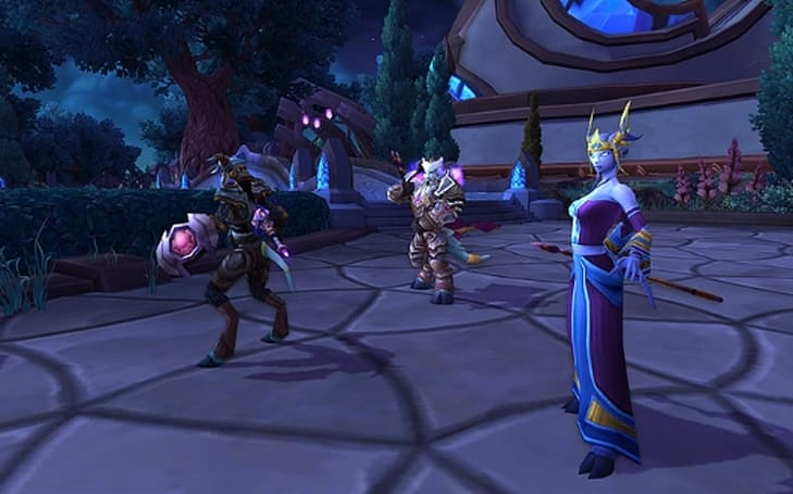 World of Warcraft cleans up UI for Warlords of Draenor