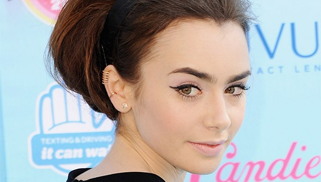 Shop this video: Get the perfect nude lip like Lily Collins