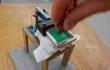 Mini-Siebdruckmaschine für Mini-T-Shirts