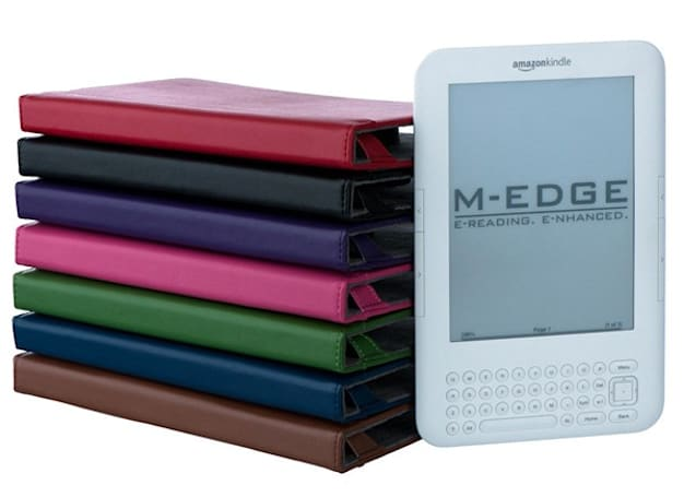 M-Edge suit accuses Amazon of corporate bullying, patent infringement over Kindle cases