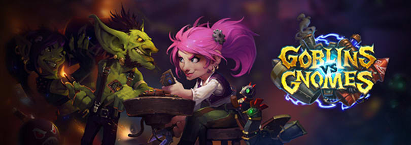 Hearthstone expansion now live