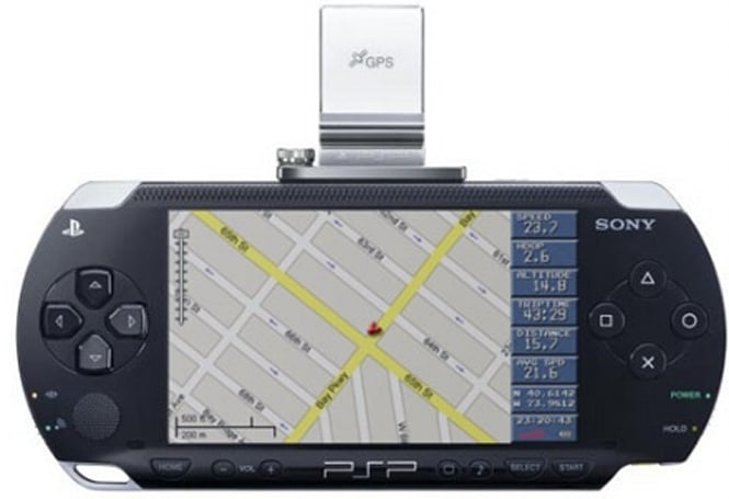 Homebrew kids add another notch to their belt: Sony GPS support
