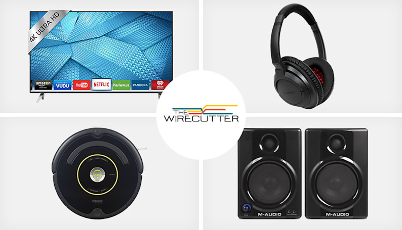 The Wirecutter's best deals: A Roomba, studio monitors and more