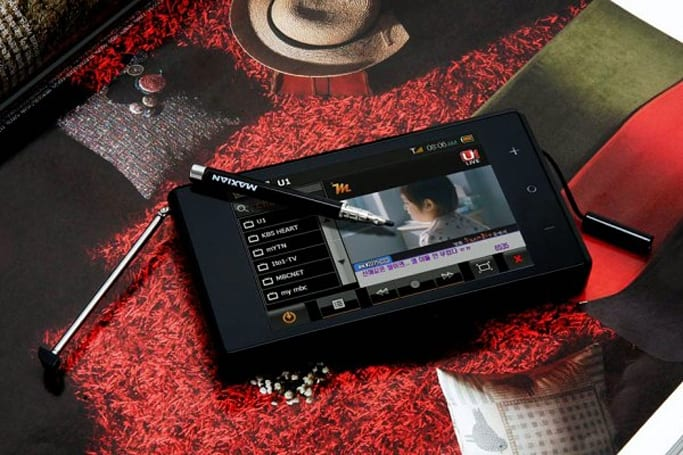 MAXIAN M1T Pocket Multi TV does the PMP thing like it means it