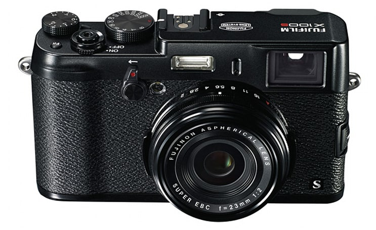 Fujifilm's X100S camera now comes dressed in black