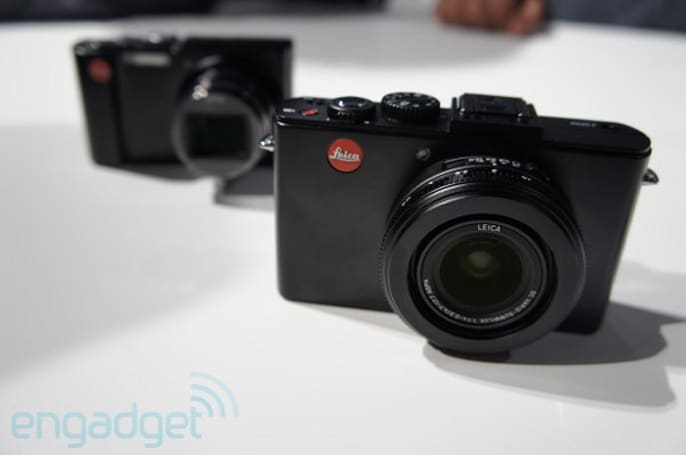 Leica D-Lux 6 and V-Lux 40 hands-on (video)