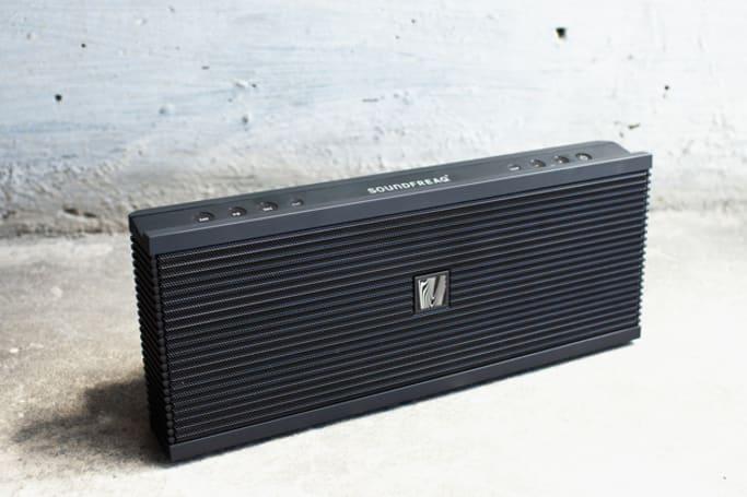 The award-winning Sound Kick Bluetooth Speaker is now 50 percent off