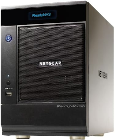 Netgear offers up 6-bay ReadyNAS Pro