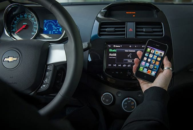 Chevy launches iPhone Siri support for Spark, Sonic vehicles, aims to keep your Eyes Free