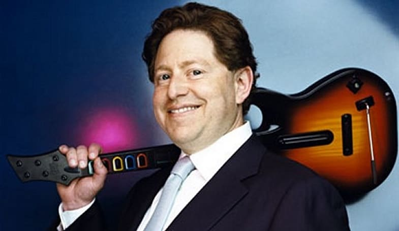 Bobby Kotick didn't think Blizzard was worth $7 million in '96