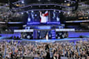 Democrats at the DNC were divided on last week's email hack