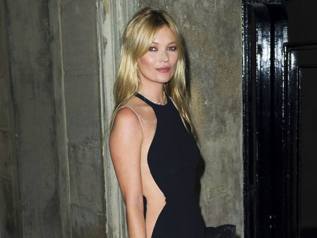 Kate Moss as a Playboy Bunny: See the first photo
