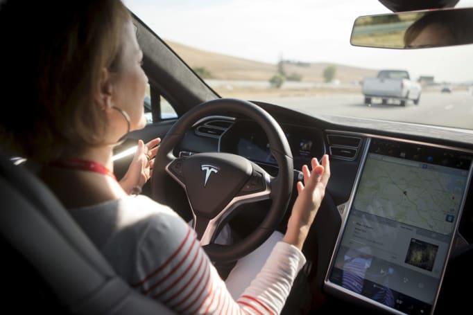 Tesla parts ways with chipmaker behind its Autopilot system