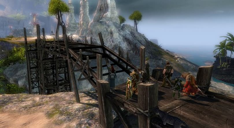 A (spoiler-free) jaunt through Guild Wars 2's Lost Shores