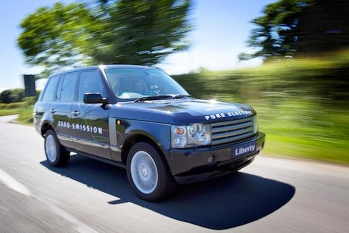 Green Automotive to acquire Land Rover-converter Liberty Electric for $17 million
