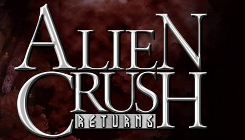 Alien Crush site goes live, offers up loads of content