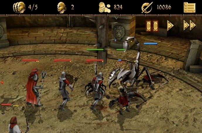 Two Worlds 2: Castle Defense on iPad 2 uses 'eye-tracking technology'