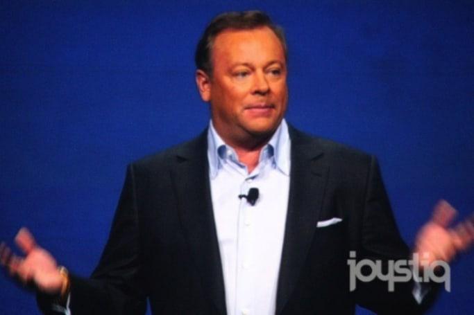 Former Sony boss Jack Tretton covering E3 for Spike TV