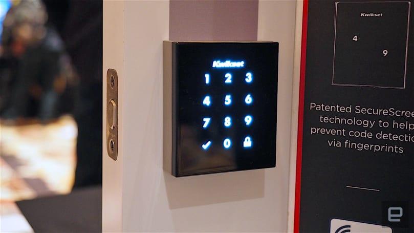 Kwikset goes keyless with its 'Obsidian' smart lock