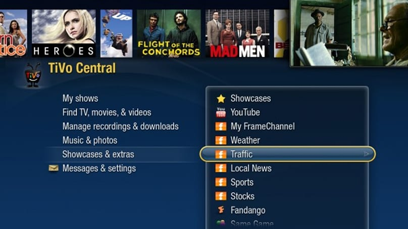 FrameChannel is going away and so is its suite of TiVo widgets