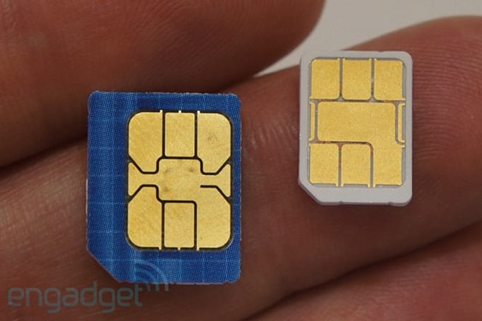 Apple mods nano-SIM design, awaits Nokia's tiny rebuttal