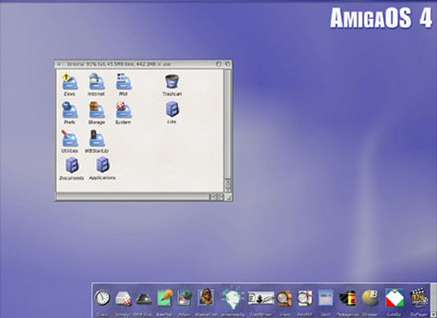 Amiga returns to the hardware game, promises two new PPC desktops