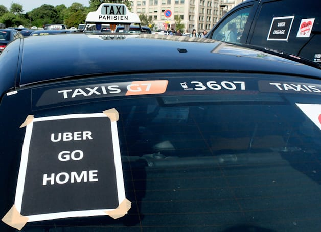 EU to decide whether or not Uber is a transportation service