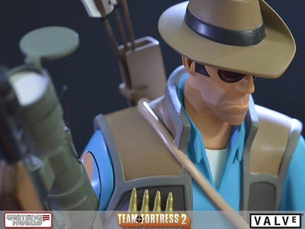 Team Fortress 2 14-inch Sniper statue sure is a 'beaut