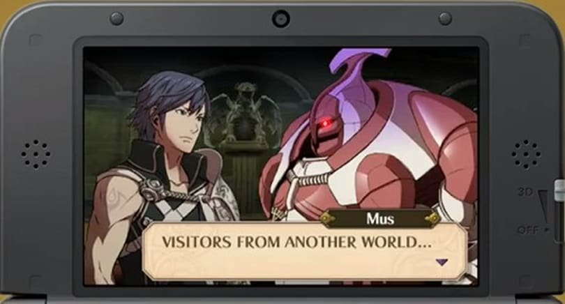 See where Fire Emblem: Awakening's DLC takes you