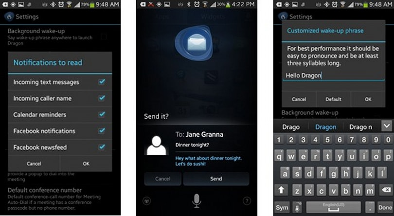 Dragon Mobile Assistant 4 for Android adds driving mode, voice notifications