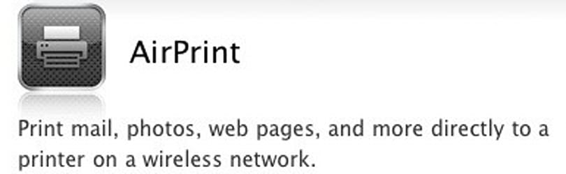 Steve Jobs says AirPrint has not been 'pulled,' but here's how to re-enable it just in case