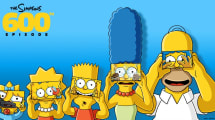 Die Simpsons in Virtual Reality