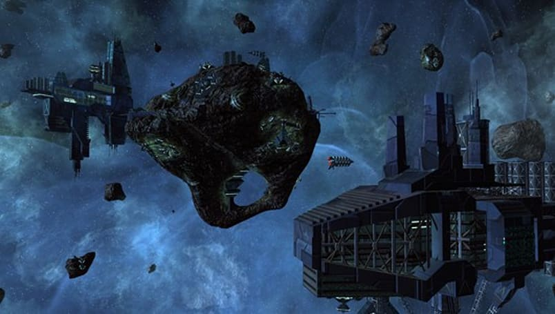 Cryptic introduces Dilithium Mine Outpost to Star Trek Online