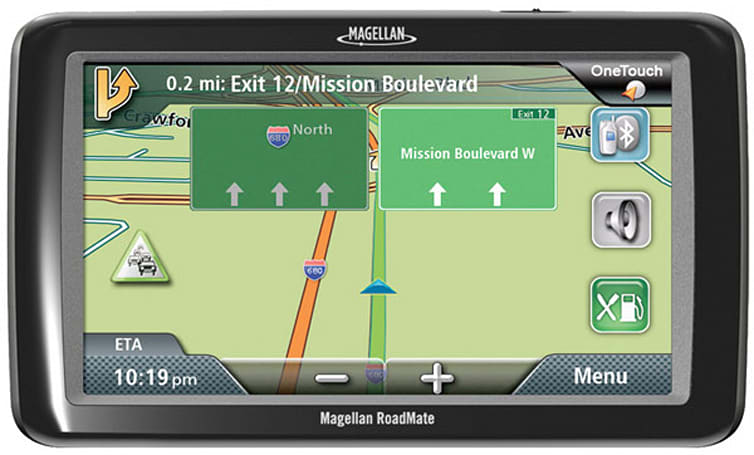 Magellan reveals Roadmate 9055 and Explorist 310 GPS units