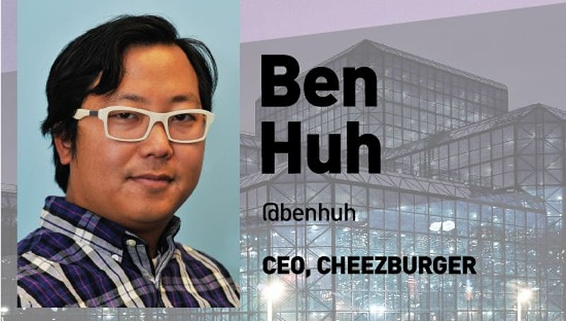 Live from Expand: Ben Huh