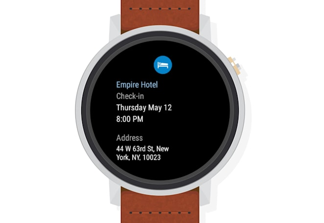 TripIt puts travel on your wrist with Android Wear app