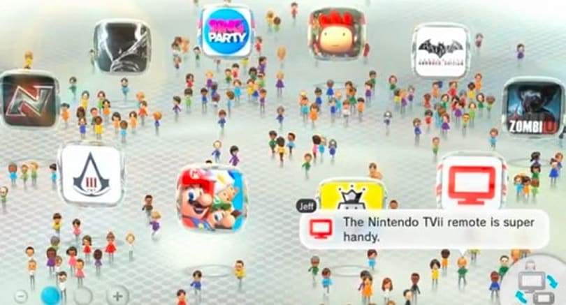 Wii U 'Nintendo Network ID' and 'Wii U Chat' explained