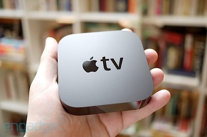 How would you change the second-generation Apple TV?