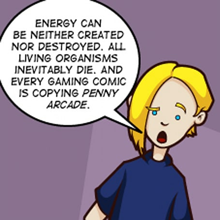 Weekly Webcomic Wrapup: 'Penny Arcade did it!' edition