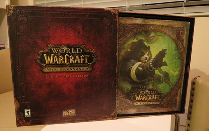 Mists of Pandaria Collector's Edition gallery