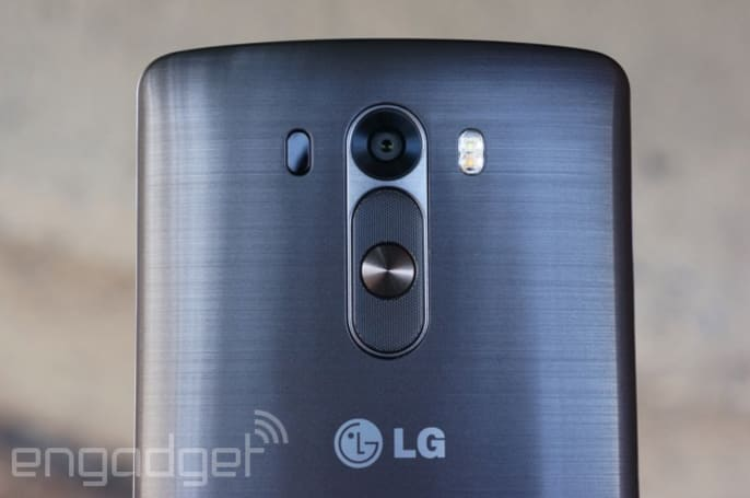 AT&T brings Lollipop to the LG G3 in the US