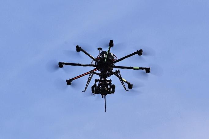 Sweden effectively bans camera drone flights
