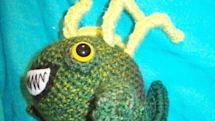 World of WarCrafts: Make your own amigurumi baby murloc for charity