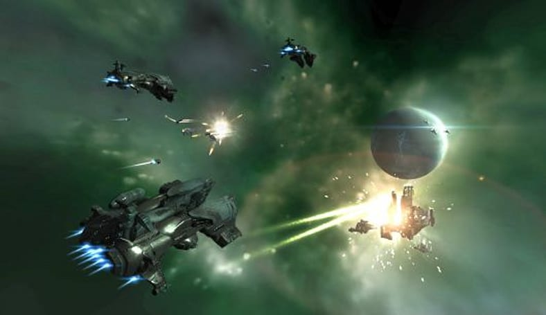 Write fiction for EVE Online, win fabulous prizes