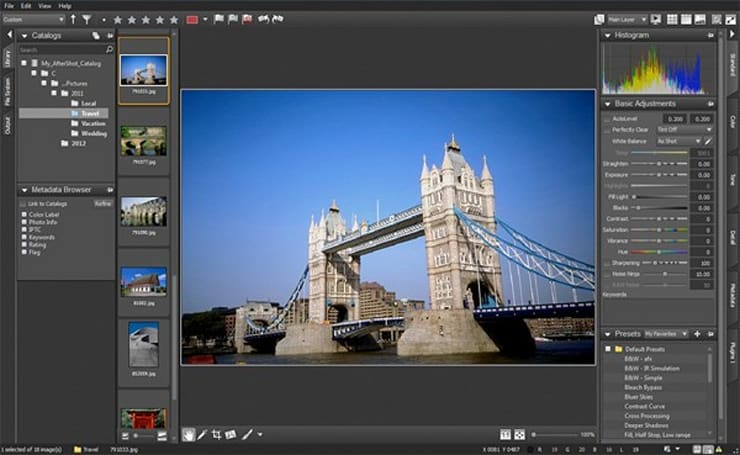 Corel introduces AfterShot Pro for $99 on Linux, Mac and Windows